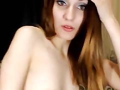 Tiny Darling Anal Masturbation