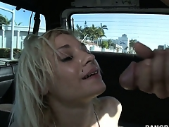 Stole gets ready-to-eat with some hot action as she fucks with an increment of takes a facial