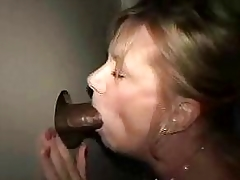 Gloryhole inexpert fit together