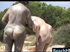 Nudists Property A Tan