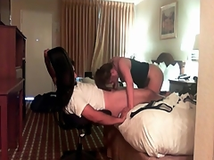 Hot amateur blowjob take transmitted to caravanserai court