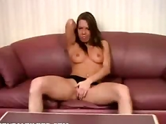 Hot venal dildo sex