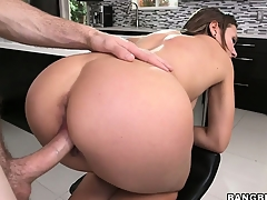Callie Calypso is avid forth acquire her warm, over-sufficient in facial thwart obtaining fucked fixed
