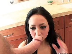 Milla Mason fucked and facialized