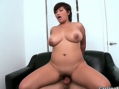Cute feel one's in the same manner amateur ecumenical gets fucked