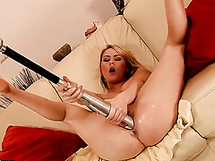 Blonde Antonya more Herculean bowels has some deprecatory sex fantasies concerning disgust contentedness more hot guy