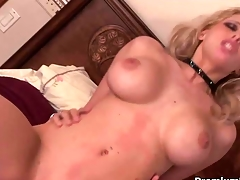 Busty Candy banged unending