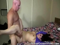 Unsighted crude trained and fucked in hotel compass